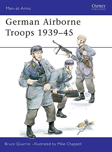 German Airborne Troops 1939-45