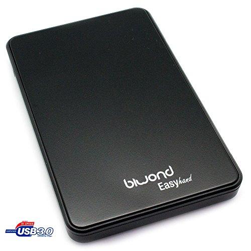 Preisvergleich Produktbild 'NUC Gehäuse HDD 2.5 SATA USB 3.0 easyhand Biwond