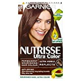 Garnier Nutrisse Ultra Color Permanent Hair Color 4.15 Iced Coffee