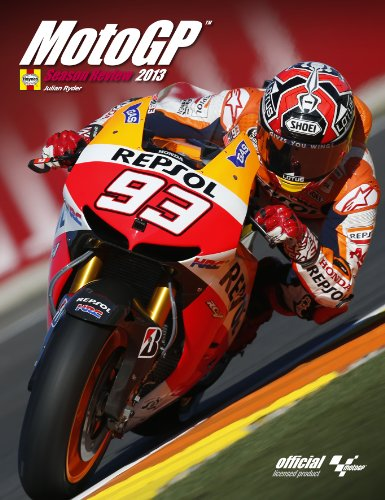 Motogp Season Review 2013: Officially licensed por Julian Ryder