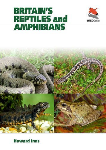 Britain's Reptiles and Amphibians (WILDGuides) by Inns, Howard (July 21, 2011) Paperback