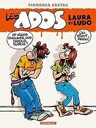Ados Laura et Ludo (Les) - tome 1 - Ados Laura et Ludo (Les) (1)