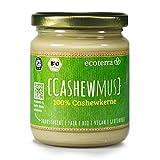Eco Terra - Cashewmus, 100% Cashews, Bio fair trade, Vegan