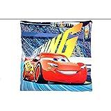"Disney Cars Kissen ""Lightning McQueen"", 35 x 35 cm, Original Lizenzware"