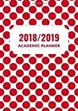 "2018/2019 Academic Planner: Ultimate Weekly, Monthly Schedule Diary, At A Glance Calendar Schedule Organizer Planner with Inspirational Quotes, Hourly ... 7""x10"", Soft Back Cover (Academic Organizers)"