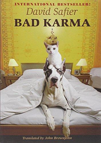 Bad Karma por David Safier