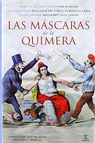 Las mascaras de la Quimera par  Varios autores