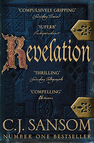 revelation-the-shardlake-series-book-4
