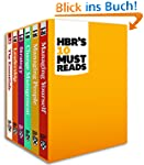 HBR's 10 Must Reads Boxed Set (6 Book...