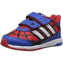 finest selection c212d 60552 adidas Disney Spiderman Cf I, Baskets mode bébé garçon