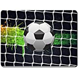 Meffort Inc Gaming Mouse Pad XL Mat - Soccer