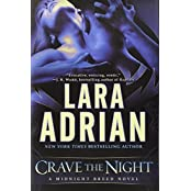 Crave the Night: A Midnight Breed Novel (The Midnight Breed) by Lara Adrian (2014-08-05)