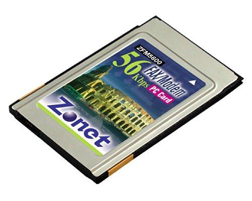56K V.92 PCMCIA Modem Karte - Pcmcia-modem-karte