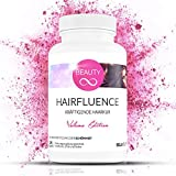 Haut & Haar Vitamine | Biotin 10 mg hochdosiert | Haarwuchs Tabletten gegen dünnes Haar | Anti Haarausfall Frauen | Haarkur gesunde Haare - Haarwachstum beschleunigen | Haarvitamin & Hautvitamin (90 vegane Kapseln)