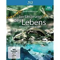 Der Ursprung des Lebens - Eine Zeitreise zu den Anfängen der Evolution mit David Attenborough [Blu-ray]