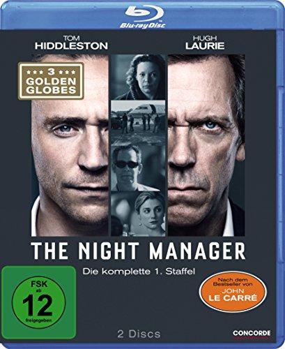 Bild von The Night Manager - Die komplette 1. Staffel [Blu-ray]