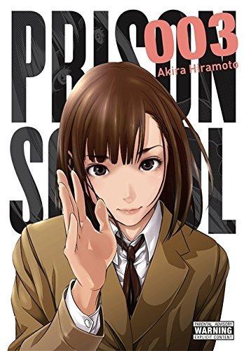 Prison School, Vol. 3 by Akira Hiramoto (March 22,2016)