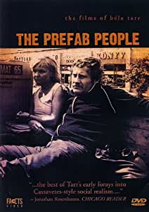 Films of Bela Tarr: Prefab People [Import USA Zone 1]