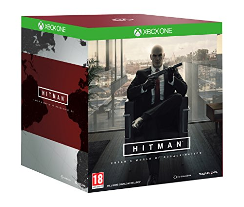 xbox-one-hitman-collectors-edition-collectable-statue-preowned
