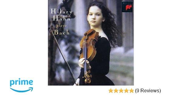 Hilary Hahn Plays Bach Amazoncouk Music