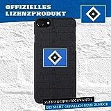 Hamburger SV Case - Club - Schutzhülle passend für das Apple iPhone 8, iPhone 7 Und iPhone 6