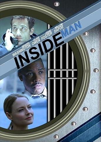 Inside Man Affiche du film Poster Movie À l'intérieur du homme (27 x 40 In - 69cm x 102cm) Style C