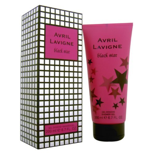 Black Star Shower Gel - 200ml/6.7oz by Avril Lavigne