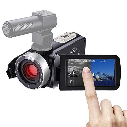 marvue-camcorder-with-mic-night-vision-camera-full-hd-240mp-1080p-webcam-3-touchscreen-digital-video