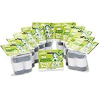 allBIO perro bolsas de caca perro Excrementos Bolsa/bolsas de bolsas de basura de perro/Doggy–100% biodegradable y Compostable.–300