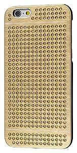 Custodia iShield® 6 Light per iPhone 6,6S con Crystals from Swarovski®, Marca e Modello: iShield® 6 Light Champagne Lusso d'Oro