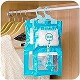 Innova® Hanging Wardrobe Dehumidifier 6 x Bags Stop Damp Mould Mildew Moisture Removers