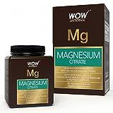 #6: WOW Magnesium Citrate - 500mg - 60 Vegetarian Capsules