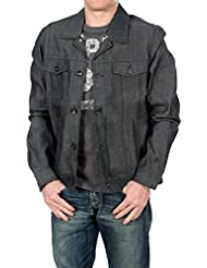 Selected Homme Herren Jeansjacke, Männer Jacke Selvedge Denim Jacket 1344 Raw 16038827