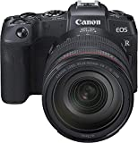 Canon EOS RP + RF 24-105mm f/4 L IS USM + Adapter EF-EOS R (Systemkamera mit Vollformat-Sensor, 26,2 Megapixel, 7,5 cm (3,0 Zoll) Clear View LCD II, Digic 8, 4K Video, WLAN, Bluetooth)