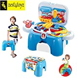 Zest 4 Toyz Real Action Portable Doctor Play Set, Multi Color