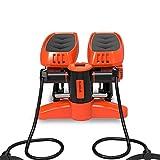Havanadd Mini Fitness Schaukel Stepper, Stepper Abnehmen Übung Gewichtsverlust Fitnessgeräte Home