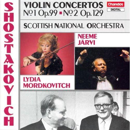 Violin Concerto No. 1 in A Minor, Op. 77: I. Nocturne: Moderato