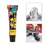 ILOVEDIY colle forte pour chaussure universelle glue Super Adhésif Fixateur de cuir...