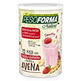 PESOFORMA NATURE SMOOTHIE FRAGOLA BANANA 420 GR