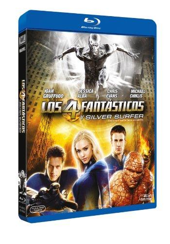 Los 4 Fantasticos Y Silver Surfer [Blu-ray]