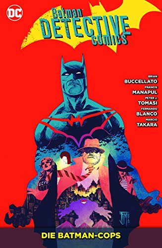 Batman - Detective Comics: Bd. 8: Die Batman-Cops