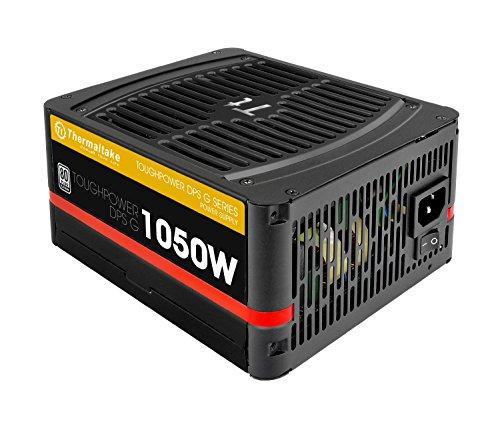 THERMALTAKE ToughpowerGrand 1200W Platin Digital 80Plus Platin ATX Netzteil vollmodulares Kabelmanagement DPS G App Software (Schiene Ar 15 Der 7)