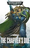 The Chapter's Due (Ultramarines)