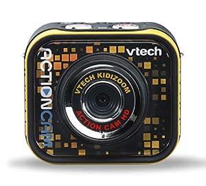 VTech Action CAM HD - Electrónica para niños (Negro, Amarillo, De plástico, CE, 5 año(s), Niño/niña, 12 año(s))