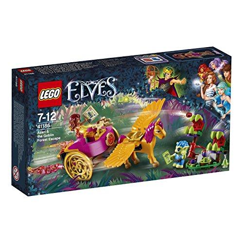Preisvergleich Produktbild LEGO Elves 41186 - Azari und die Flucht aus dem Kobold-Wald