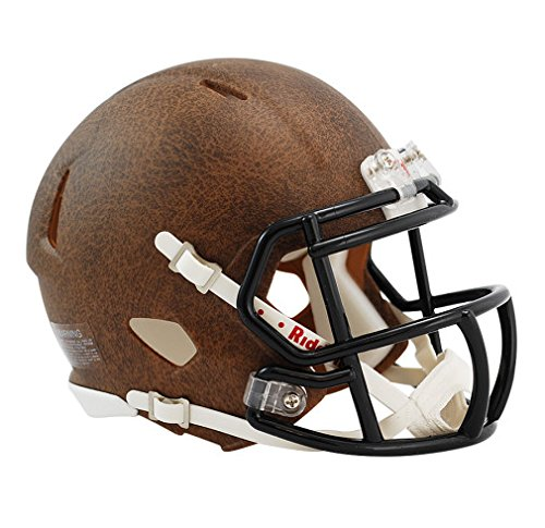 NFL Football Mini Helm Speed Washington Redskins Throwback 1937 von Riddell Footballhelm