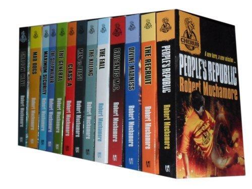 Cherub Series Collection Pack Robert Muchamore 13 Books Set.(Robert Muchamore...