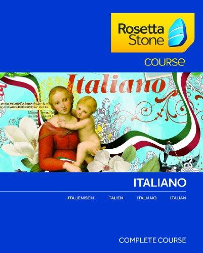 Rosetta Stone Course - Komplettkurs Italienisch [Download]