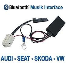 Receptor audio Bluetooth para Volkswagen, Audi, Seat, Skoda OEM Radio
