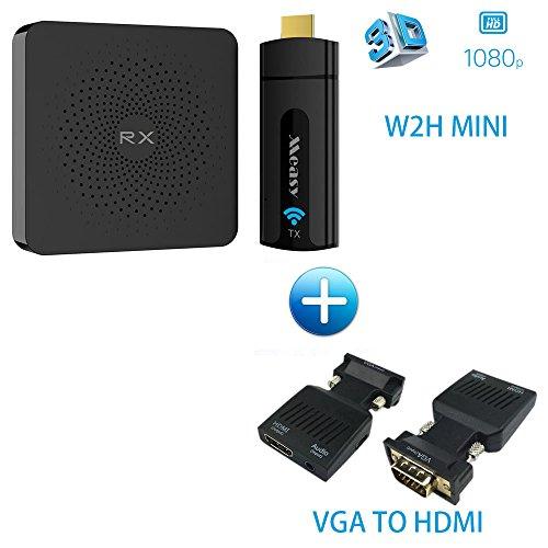 Measy Wireless HDMI Extender W2H...